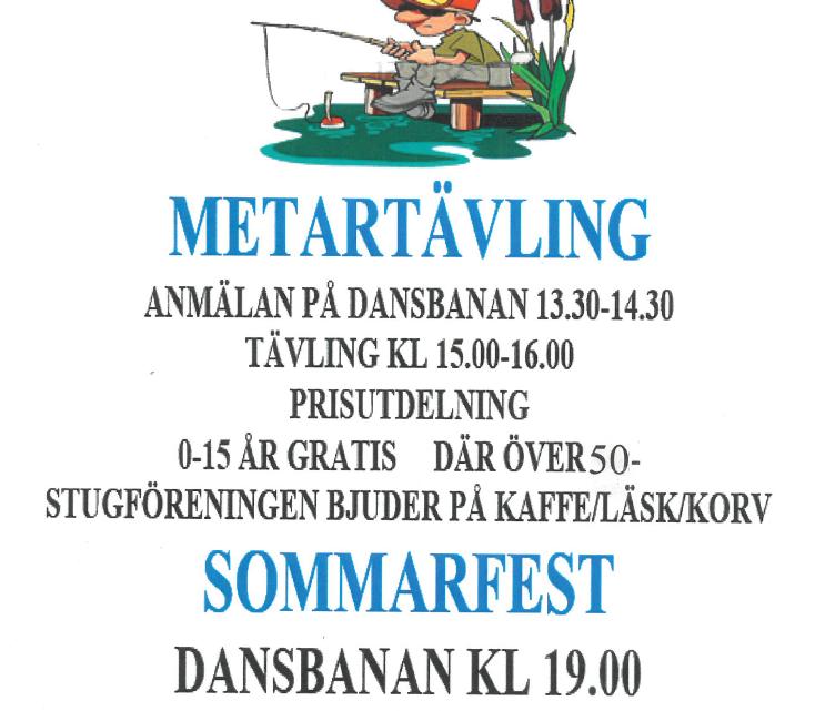 Metartävling 2019-07-20