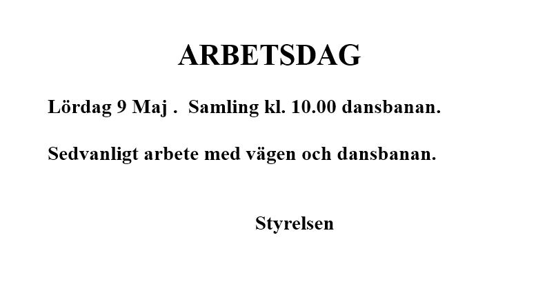 Vägarbete 2020-05-09 kl 10.00